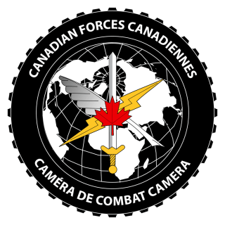 Canadian Forces Combat Camera